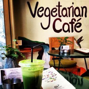 vegetarian caffé