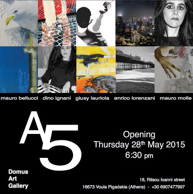 invitation domus art gallery