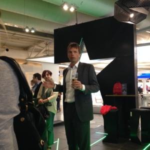 marketing director heineken greee
