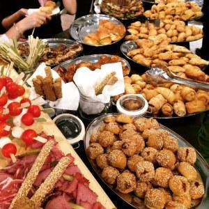 buffet Autogrill